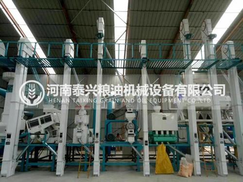 30吨大米加工设备